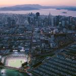 commercial new construction baseball park SF CA