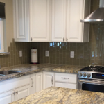 residential remodel Country white kitchen Pleasanton CA